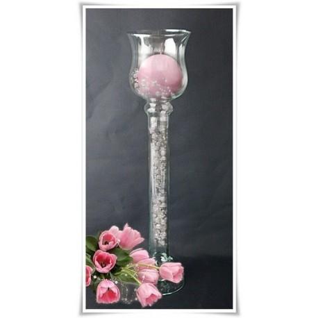 Kielich, świecznik, wazon W-S7 H-50