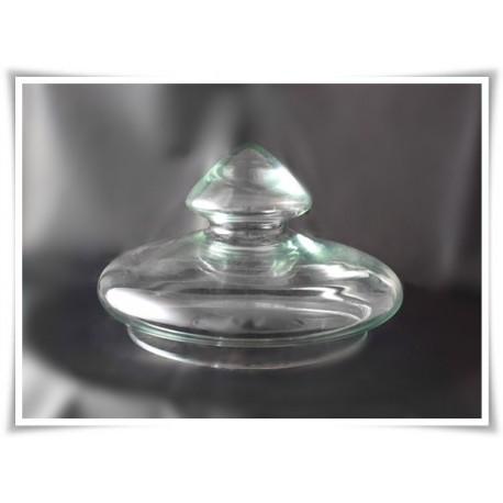 Szklana pokrywka do słoi, dekiel eko szkło z recyklingu, produkt ECO* - 1