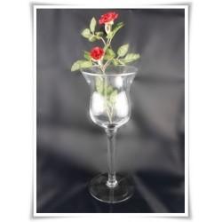 Kielich świecznik wazon tulipan 1801 H-30 D-10