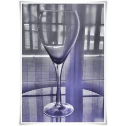 Kielich świecznik wazon wino koniak H-50 D-16