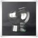 Wazon, kula, eko-szkło, świecznik WD-17A H-16