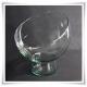 Wazon kula szklana, świecznik z eko-szkła, naczynie do candy bar 20cm - 3