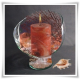 Flakon szklana kula WD-17 H-20 cm / szkło ekologiczne - 4