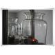 Słój szklany dekoracyjny W-332 H-25 cm D-19 cm / szkło ekologiczne - 8