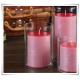 Wazon, cylinder, walec, tuba eko-szkło H-20 D-12,5