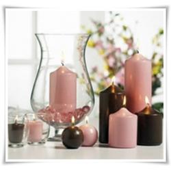 Kielich, świecznik, wazon eko-szkło W-112 H-30