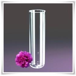 Wazon szklany cylinder ROUND BOTOM H-50 cm D-15 cm - 1