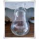 Szklany słoik dekoracyjny, żarówka H-28 cm D-9 cm - 1