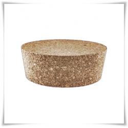 Pokrywka korkowa, korek do słoi, cylindrów i naczyń D-15 cm