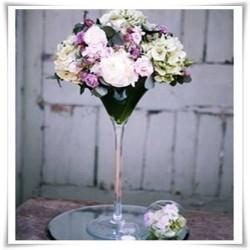 Kielich świecznik wazon Martini 50 cm