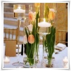 Kielich świecznik wazon cylinder 807 H-45 D-9