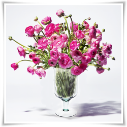 Kielich, wazon, świecznik eko-szkło W-118 H-28
