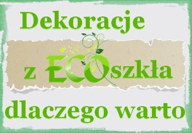 Dekoracje eco
