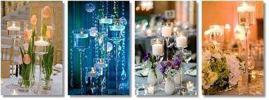Hurtownia szkła Kaja-Glass - szklane kielichy, świeczniki cylindry ze szkła